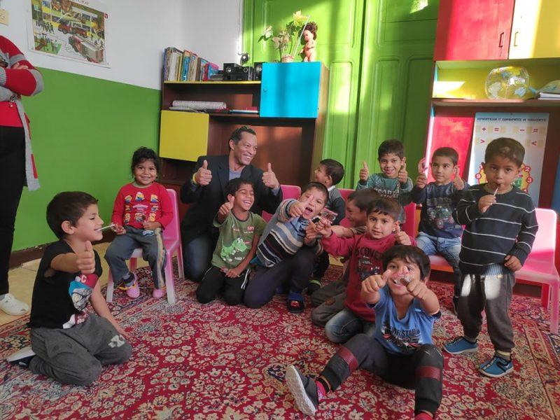 Детска площадка ще бъде изградена в село Орлинци общ. Средец