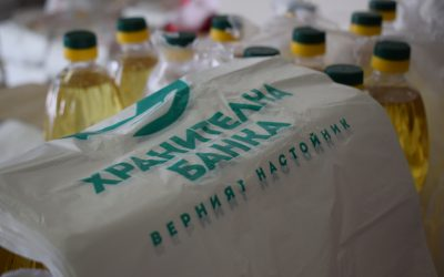 """Хранителна банка """"Верният настойник"""" достигна над 5700 семейства от началото на епидемията"""